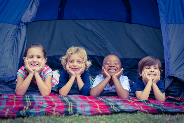 Why Camping is Good for Kids