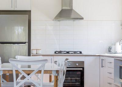 Surfside Cabin (sleeps 6) kitchen_