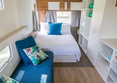Surfside caravan 2 main bedroom