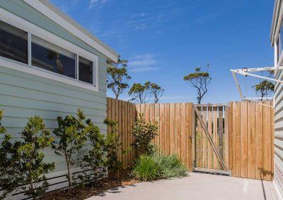 Surfside Cabin 4 courtyard_