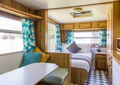 Surfside Caravan 4 Double Bed