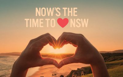 Now's The Time To Love NSW