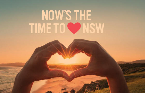 Time To Love NSW